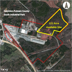 SIP SITE LOCATION MAP