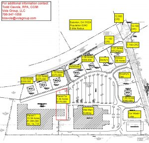 Walmart Site Plan with Pricing Oct 2015